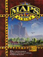 MAPS 1: The book of Cities