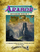 Continent of ARABOR - T&T Campaign