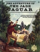 The Adventure of the Jade Jaguar