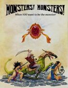 Monsters! Monsters! 1st Edition RPG