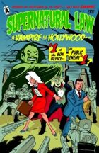 """Supernatural Law #1 at the Box Office: """"A Vampire in Hollywood"""""""