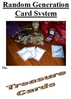Random Generation Card System: The Treasure Cards