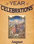 A Year of Celebrations: August