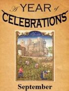 A Year of Celebrations: September