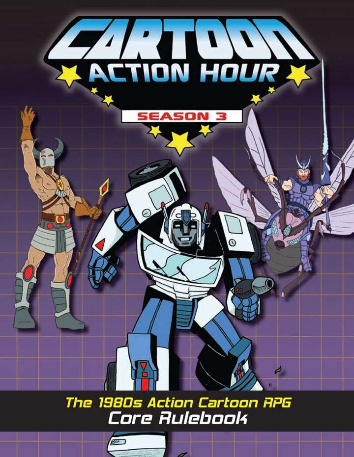 Cartoon Action Hour Season 3 Pdf