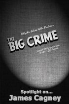 The Big Crime: Spotlight on James Cagney