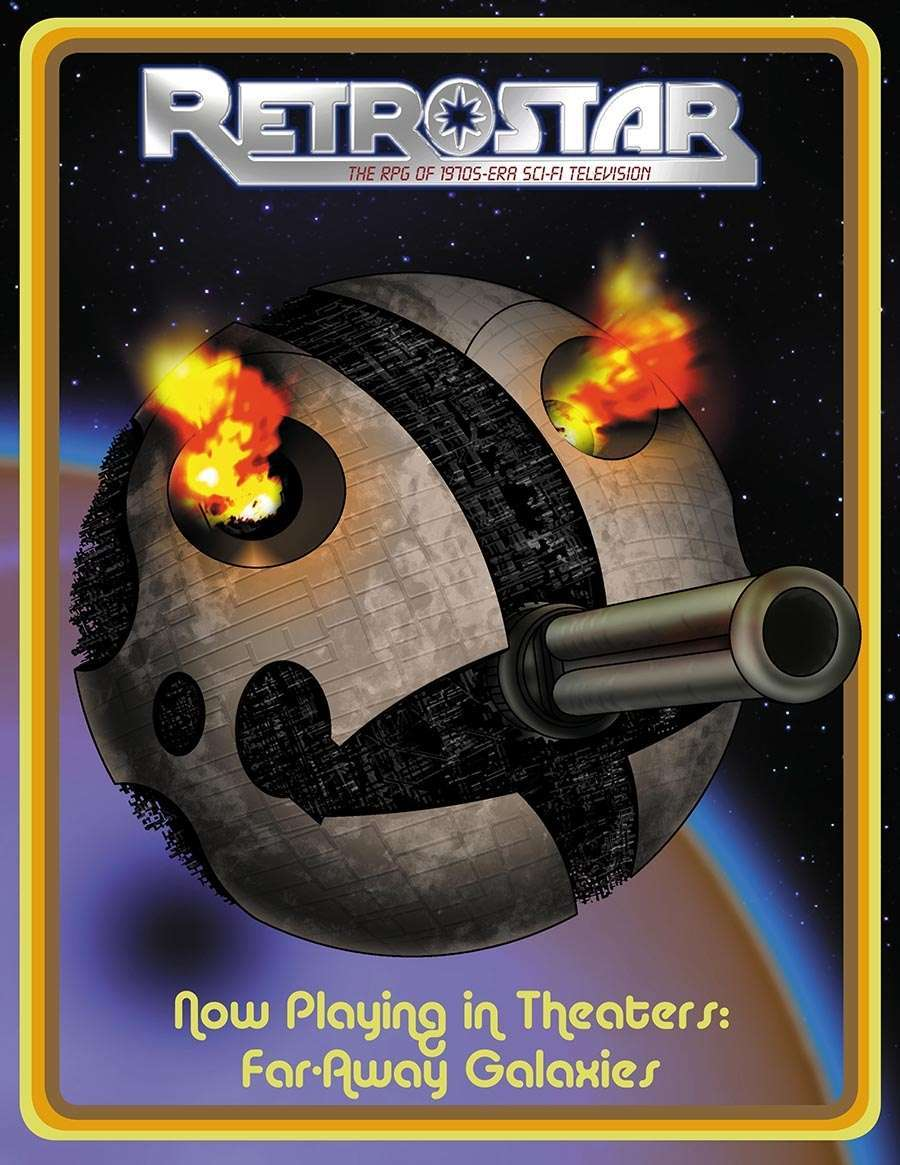Now Playing in Theaters: Far-Away Galaxies