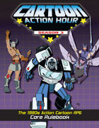 Cartoon Action Hour 15th Anniversary Pack [BUNDLE]