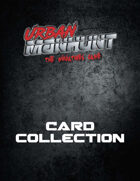 Urban Manhunt Card Collection [BUNDLE]