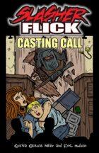 Slasher Flick -- Casting Call