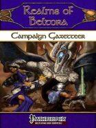 Realms of Beltora Campaign Gazetteer