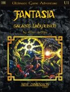 Fantasia: Satan's Labyrinth--Adventure U1