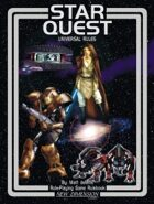 Starquest: Universal Rules—core rules