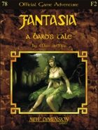 Fantasia: A Bard's Tale--Adventure F2