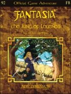 Fantasia: The King Of Legends--Adventure F8