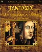 Fantasia: The Treasure Of Tannis--Adventure F14