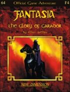 Fantasia: The Glory Of Garador--Adventure F4