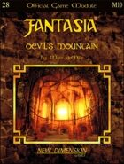 Fantasia: Devil's Mountain--Module M10