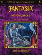 Fantasia: Adventurers--Supplement S3