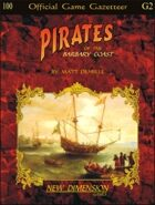 Pirates: The Barbary Coast--Supplement G2