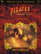 Pirates: Forbidden Gold--Adventure pack C1