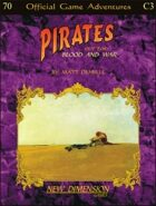 Pirates: Blood And War--Adventure pack C3