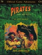 Pirates: Love And Duty--Adventure pack C4