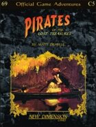 Pirates: The Lost Treasures--Adventure pack C5