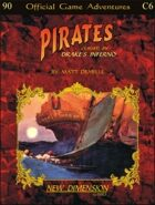 Pirates: Drake's Inferno--Adventure pack C6
