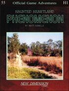 Phenomenon: Haunted Heartland--Adventure pack H1