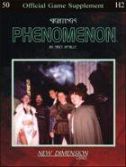 Phenomenon: Sightings--Supplement H2