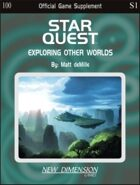 Starquest: Exploring Other Worlds--Supplement S1