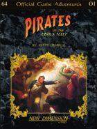 Pirates: The Devil's Fleet--adventure pack O1