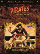 Pirates: Treasure Island--Adventure pack N1