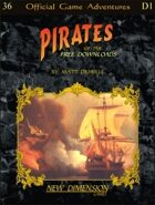 Pirates: Downloads Pack One--free mini-adventures