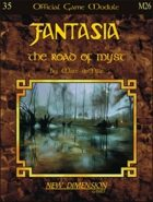 Fantasia: The Road of Myst--Module M26