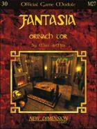 Fantasia: Orinach Tor--Module M27