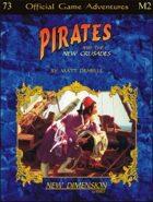 Pirates: The New Crusades--Adventure pack M2