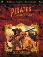 Pirates: Master's Voyage--Adventure pack O2