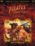 Pirates: Master's Voyage--Adventure pack O2