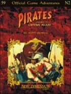 Pirates: Captain Blood--Adventure pack N2