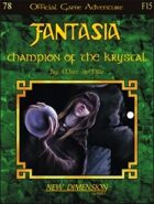 Fantasia: Champion of The Krystal -- Adventure F15