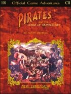 Pirates: The Curse Of Montezuma -- Adventure C8