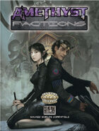 Amethyst Factions (Savage Worlds)