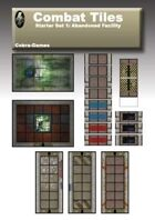 Combat Tiles Set 1: Abandoned Facility