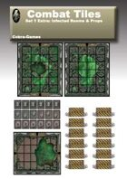 Combat Tiles Set 1 Extra: Infected Rooms & Props