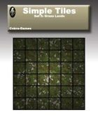 Simple Tiles Set 5: Grasslands