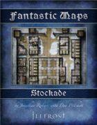 Fantastic Maps - Illfrost: Stockade