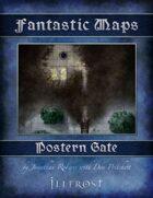 Fantastic Maps - Illfrost: Postern Gate