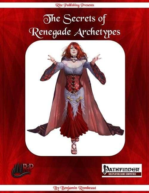 The Secrets of (PFRPG) [BUNDLE] - Rite Publishing | The Secrets of